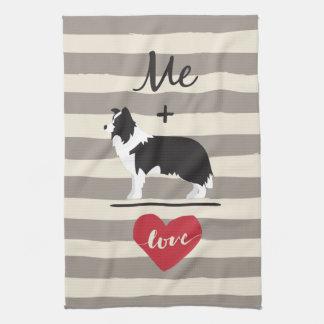 Me plus Handdoek van de Keuken van de Liefde van