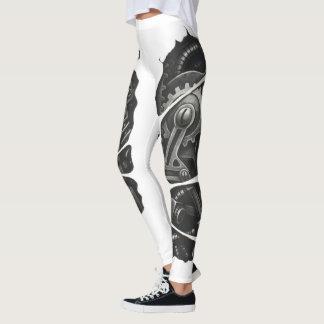 mechanisme, toestellen, het tattoo van de leggings