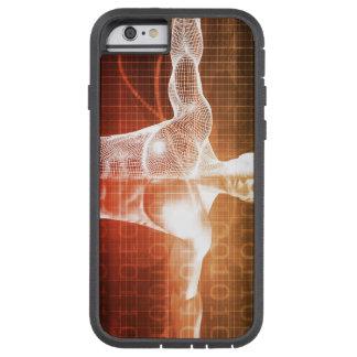 Medisch Onderzoek naar het Menselijke Lichaam als Tough Xtreme iPhone 6 Hoesje