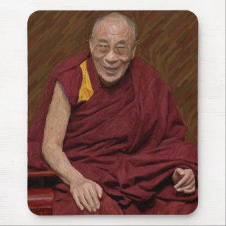 Meditatie Yog van het Boeddhisme van Dalai Lama Muismat