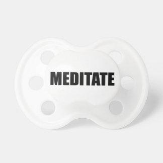 Mediteer Baby Speentje
