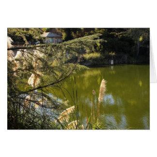 Meer 3 van het Park van de Canion van Franklin Kaart