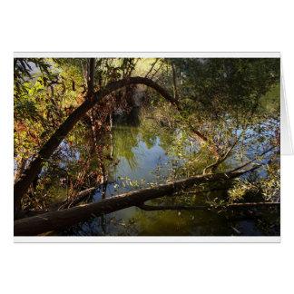 Meer 4 van het Park van de Canion van Franklin Kaart