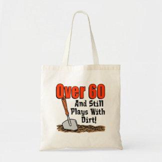 Meer dan 60 Spelen met het Canvas tas van het Vuil