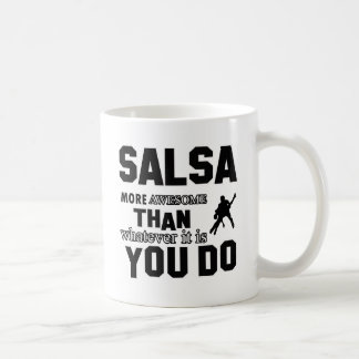 meer geweldige salsa koffiemok