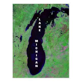 Meer Michigan Briefkaart
