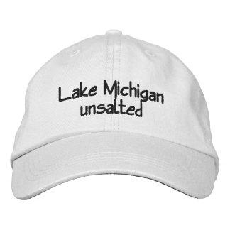 Meer ongezouten Michigan - Geborduurde Pet