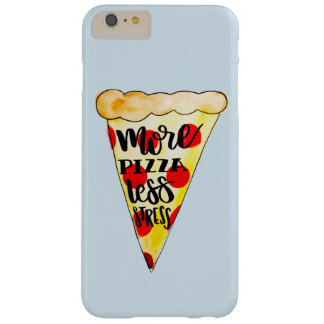 Meer Pizza Minder Spanning Phonecase Barely There iPhone 6 Plus Hoesje