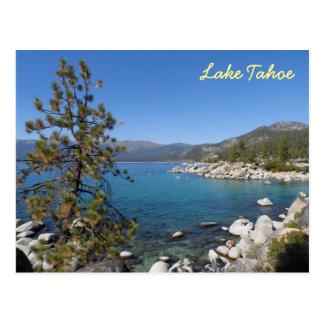 Meer Tahoe Briefkaart