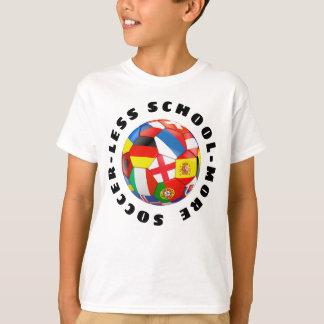 Meer Voetbal T Shirt