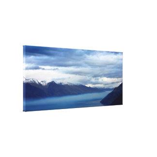 Meer Wakatipu Canvas Afdruk