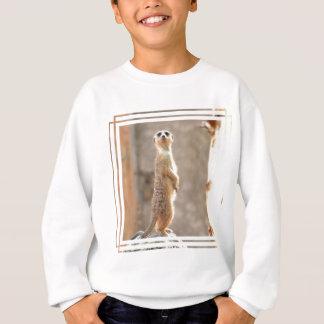 Meerkat bij het Sweatshirt van de Jeugd van de