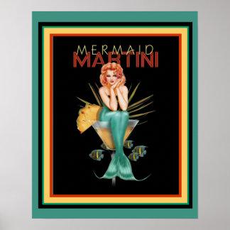 Meermin Poster 16 x 20 van Martini