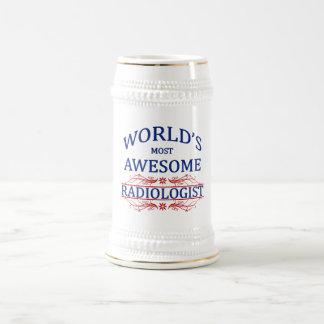 Meest geweldige Radioloog van de wereld de Bierpul