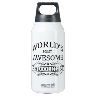 Meest geweldige Radioloog van de wereld de Geïsoleerde Waterfles