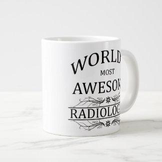 Meest geweldige Radioloog van de wereld de Grote Koffiekop