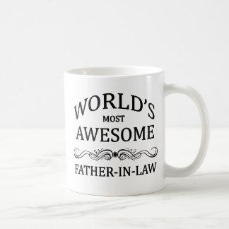 Meest geweldige Schoonvader van de wereld de Koffiemok