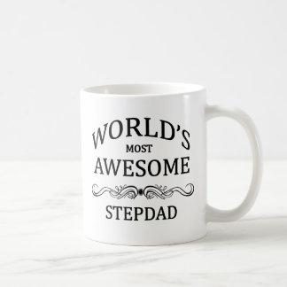 Meest geweldige Stepdad van de wereld Koffiemok