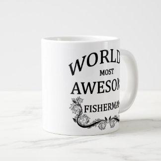 Meest geweldige Visser van de wereld de Grote Koffiekop