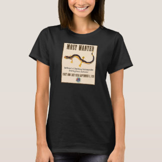 Meest Gewilde Salamander van AmphibiaWeb de T Shirt