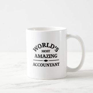 Meest verbazende accountant van de wereld de koffiemok