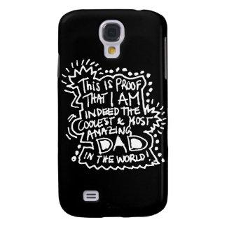 Meest Verbazende Papa 2 Galaxy S4 Hoesje