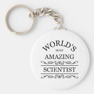 Meest verbazende Wetenschapper van de wereld de Sleutelhanger