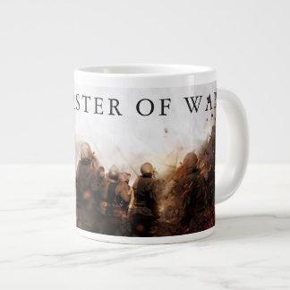 Meester van Mok van de Koffie van de Oorlog de