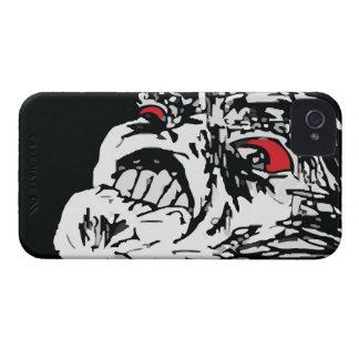 Mega Woede iPhone 4 Hoesje