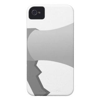 Megafoon iPhone 4 Hoesje