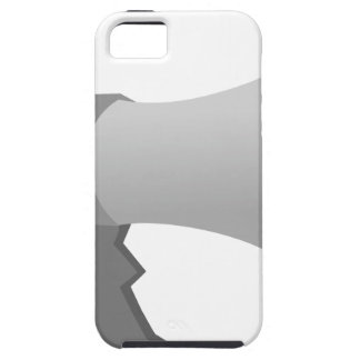 Megafoon Tough iPhone 5 Hoesje