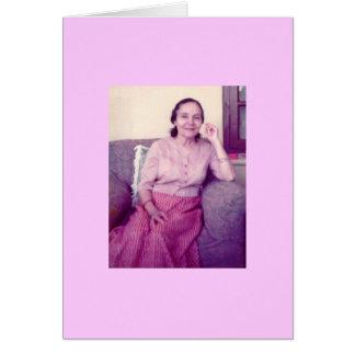 Mehera, 1976 briefkaarten 0