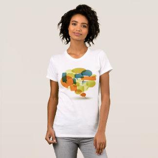 Meisje 2 van de roddel t shirt