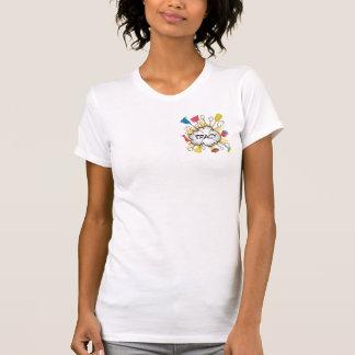 Meisje of Janitorial T-shirts van de Dienst van