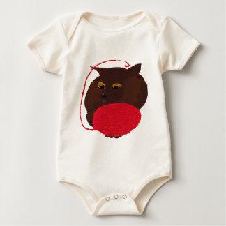 Mej. Havana Brown Cat Baby Shirt