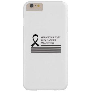 Melanoma en van de Huid Kanker van de Strijd van Barely There iPhone 6 Plus Hoesje