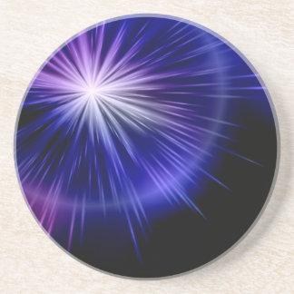 Melkweg 10 zandsteen onderzetter