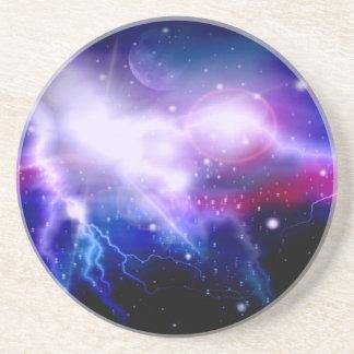 Melkweg 17 zandsteen onderzetter