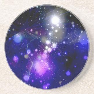 Melkweg 20 zandsteen onderzetter