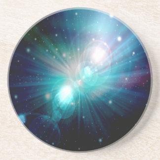 Melkweg 6 zandsteen onderzetter
