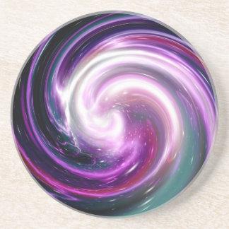 Melkweg 7 zandsteen onderzetter