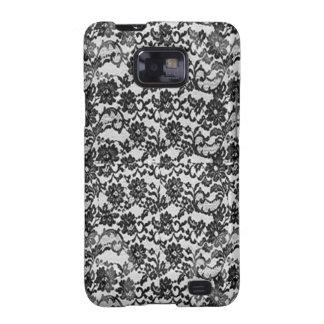 Melkweg kant-Samsung [t-mobiele trillend] Galaxy S2 Hoesje