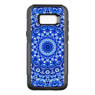 Melkweg S8+ De Stijl van Mandala Mehndi van het OtterBox Commuter Samsung Galaxy S8+ Hoesje