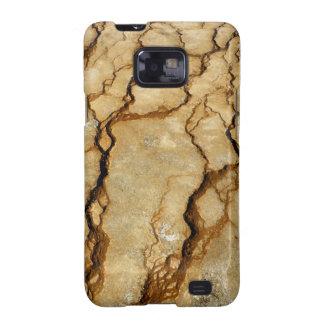 Melkweg X van Samsung (Trillend T-Mobile) Geval Samsung Galaxy S2 Hoesje
