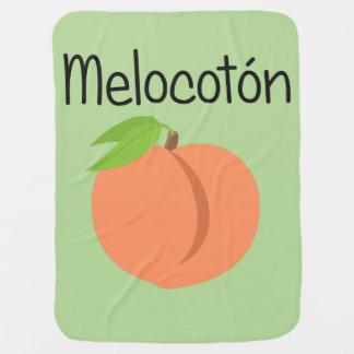 Melocoton (Perzik) Inbakerdoek
