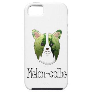 meloen collie tough iPhone 5 hoesje