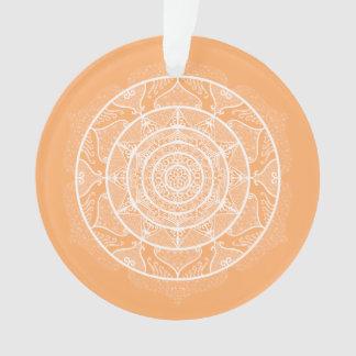 Meloen Mandala Ornament