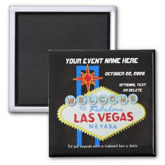Memento van de Gebeurtenis van Las Vegas het Magneet