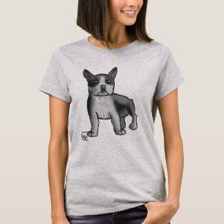 Memorie Boston Terrier T Shirt