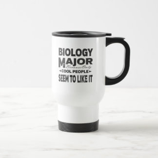 Mensen van de Universiteit van de biologie de Reisbeker
